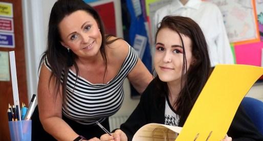 Award Finalist Mariska Overcomes Barriers to Launch Career Path