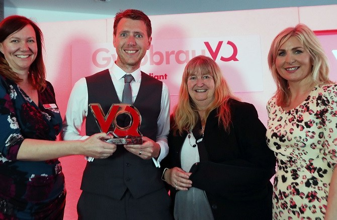 Double Awards Success for Growing Aerospace Company
