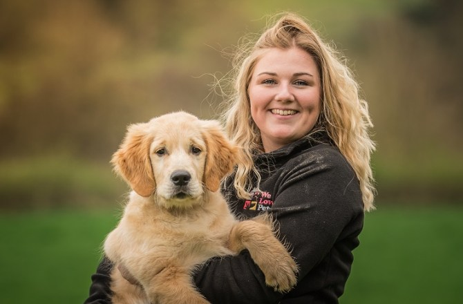First We Love Pets Franchise Opens in Wales
