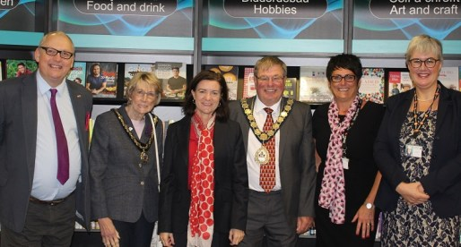 Minister Praises Denbighshire's Work to Tackle Poverty