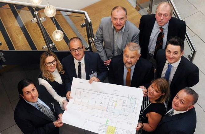 Ammanford-Based Manufacturing Company Awarded Carmarthenshire Rural Enterprise Fund