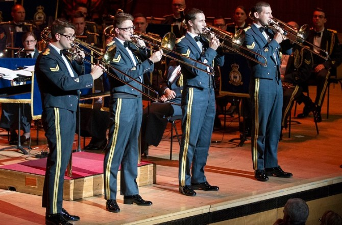 Musical Salute to Bring Curtain Down on RAF100