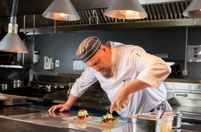 The Vale Resort Welcomes New US Executive Chef