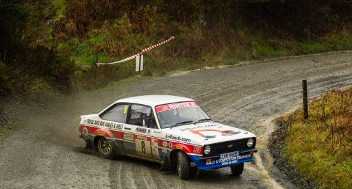 Rally North Wales Set to Host One of the Biggest Entries in Many Years