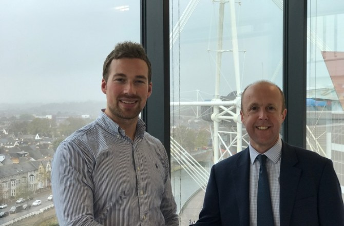 Cardiff's One Central Square Welcomes Office Space to Amber Energy