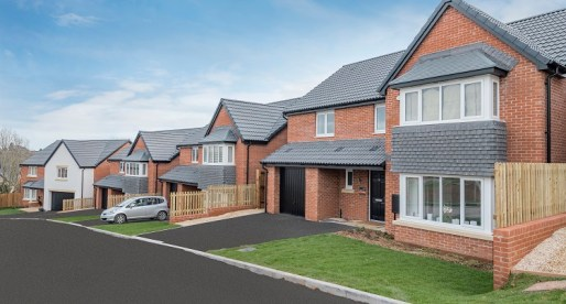 144 New Homes at Monmouthshire Development