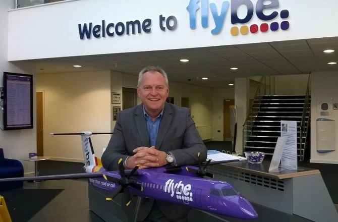 Airline Chief to Speak to Newport Business Club