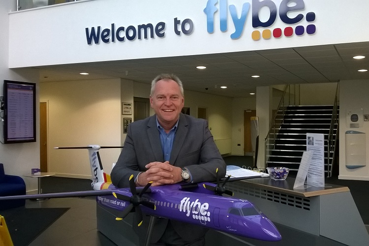 Paul Willoughby - Flybe