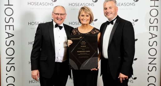 Mid Wales Parks Win Hoseasons Best in Britain Diamond Awards