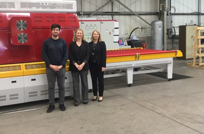 £1.10m Expansion Funding Package for RCT Firm