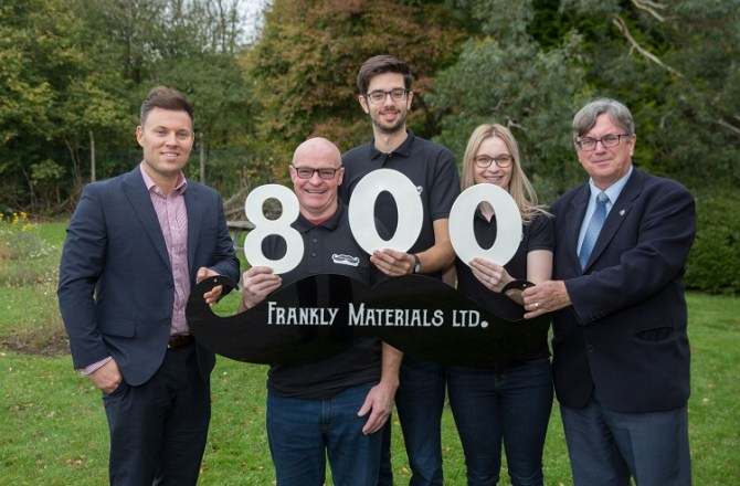 Bridgend Business Forum Celebrates Major Milestone