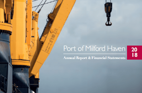 Steady Results for 2018 Puts Port of Milford Haven in Strong Position