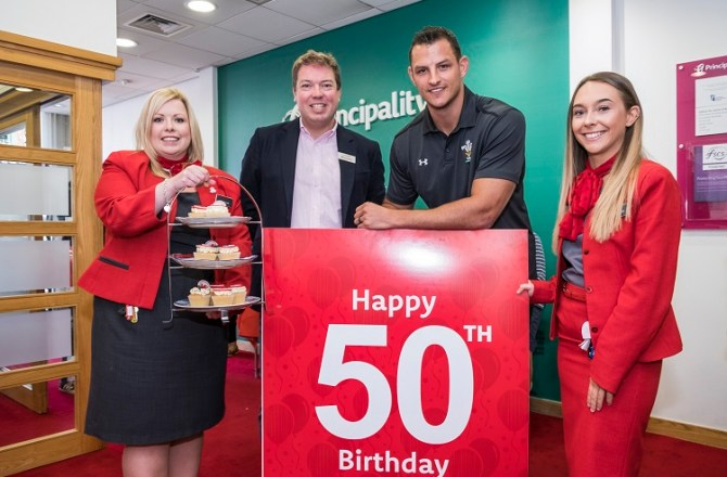 Building Society Celebrates 50 Years in Maesteg