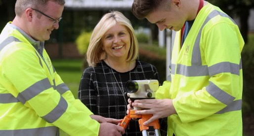 Council's Focus on Apprentices Lead to National Awards Shortlist