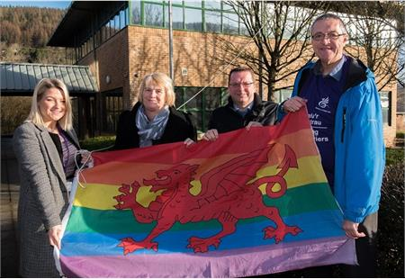 Rhondda Cynon Taf Council Named Top LGBT Employer for Second Year