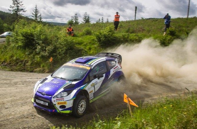 Entries Open for Rallynuts Stages Rally