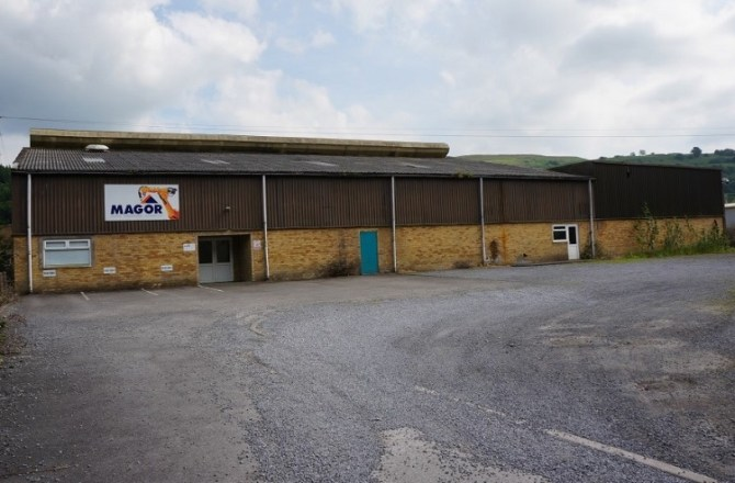 Neath Mixed-use Business Park up to Full Occupancy