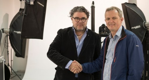 Celebrity Photographer Opens Swansea Studio Supported by South Wales Housing Association