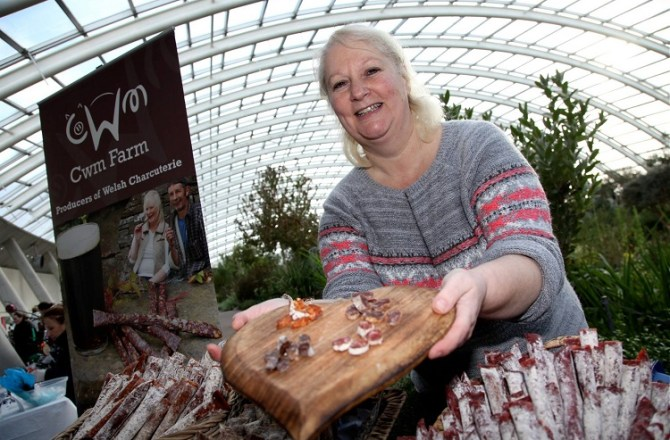 Innovative Welsh food and Drink Products on Show at Leading Trade Exhibition