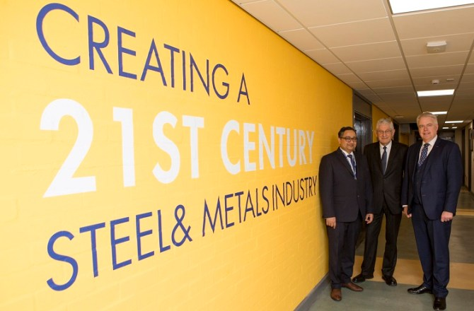 Major Step Forward for Steel in Wales