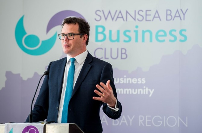 Lee Waters AM Shares His Aspirations For Swansea Bay