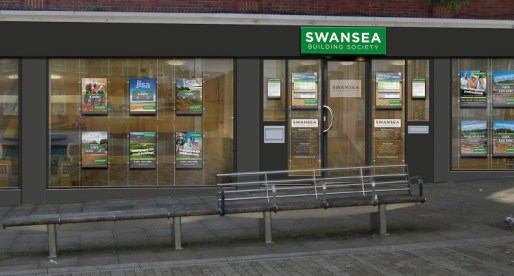 Swansea Building Society Firms Up Plans to Open New Swansea Branch