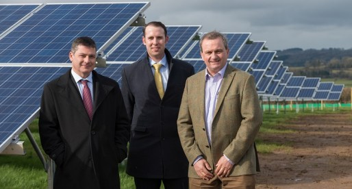 Bridgend-based Cenin Renewables Secures £3M Investment From Barclays