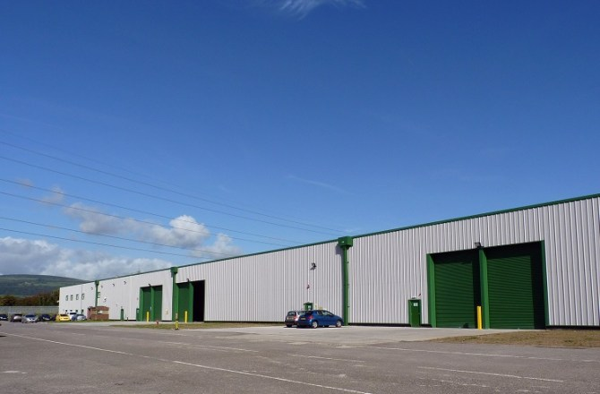 £1.5 Million Refurbishment to Free Up 96,000Sq ft Industrial Unit in South Wales