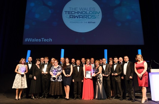 Wales Technology Awards 2018 Finalists Announced