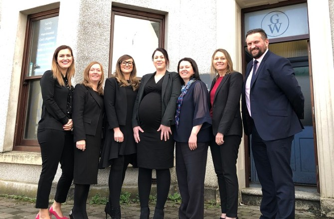 Five New Directors for West Wales Solicitors