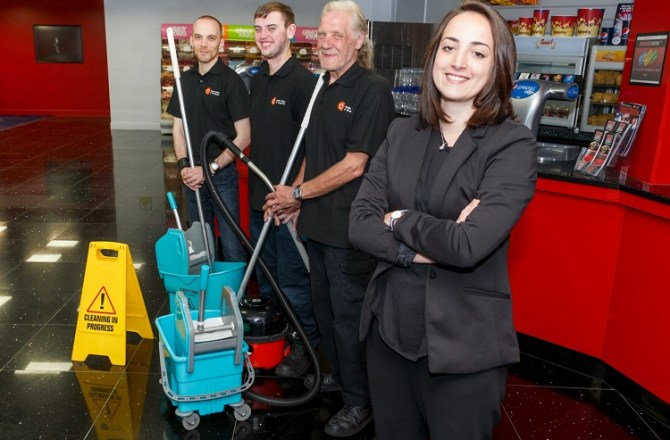 Welsh Cleaning Firm To Double Turnover to £1.2m in 2019