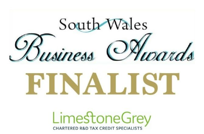 LimestoneGrey Named Finalist for 'New Start-up of the Year' at the South Wales Business Awards