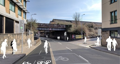 Designs for First Section of Cardiff's Cycle Superhighway Network Revealed