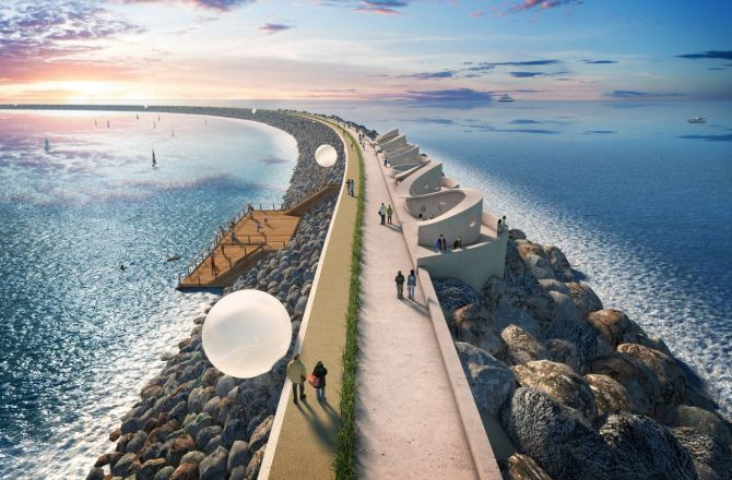 Tidal Lagoons are Back in the News