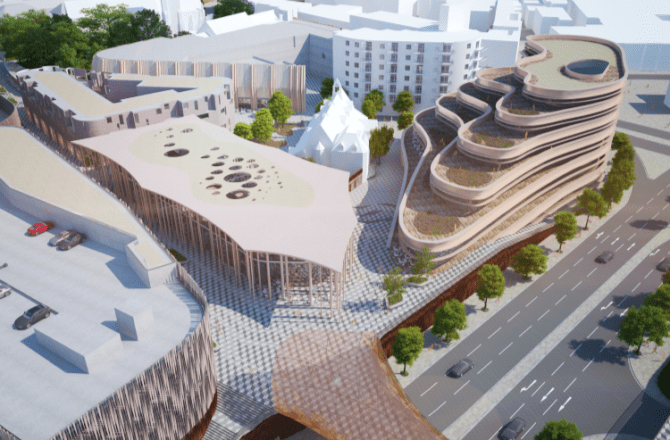 Development Partner Sought for £750m Swansea Regeneration Vision
