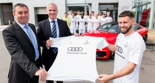 Swansea University Team up with Swansea Audi for Exciting US Tour