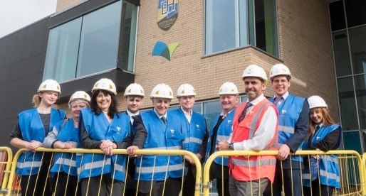 Cardiff's Innovative Shared School and College Campus Build Completes