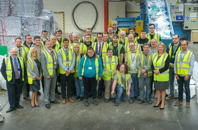 Transport for Wales Contract Awarded to Social Enterprise Helping People Back to Work