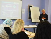 Learners Welcomed by Taff Housing Association