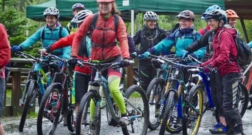 North Wales Set for Women's Mountain Bike Weekend