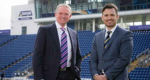 Glamorgan Cricket Nets Exciting Sponsorship Deal with Towergate