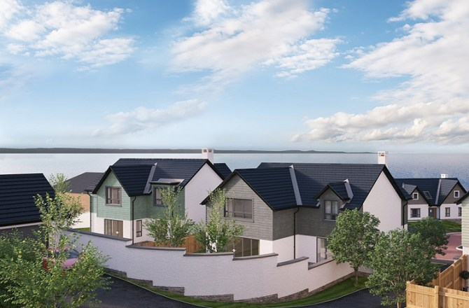 Luxury South Wales Property Developer Opens Newest Show Home on the Welsh Coast