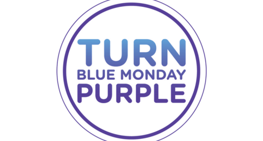 Flybe Turns 'Blue Monday' Purple