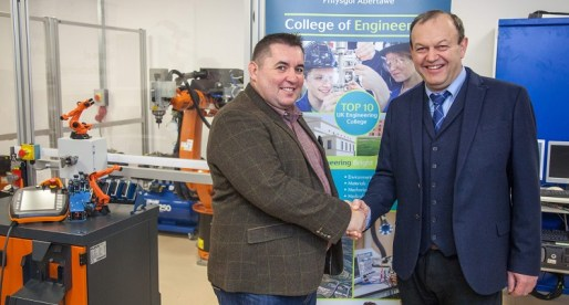 Factory of the Future Project Secures First Company Partner