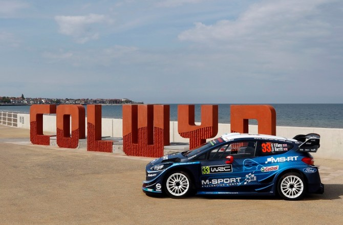 New World Rally Speed Stage to Give Colwyn Bay Economy a Boost