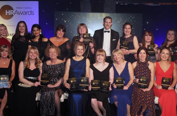 Winners Crowned at Wales HR Awards