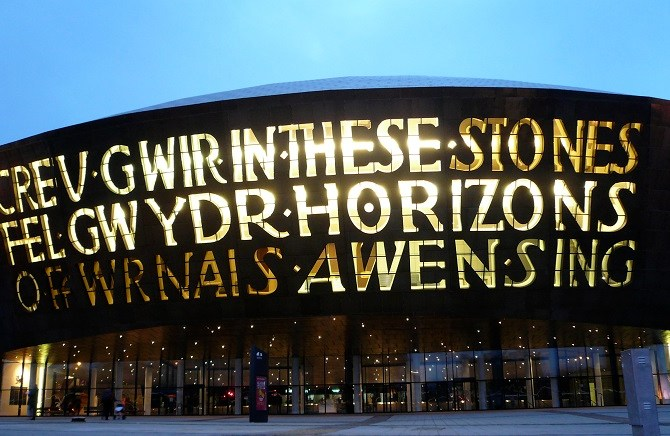 Wales Millennium Centre's 'Performances for the Curious' Boasts Compelling New Work