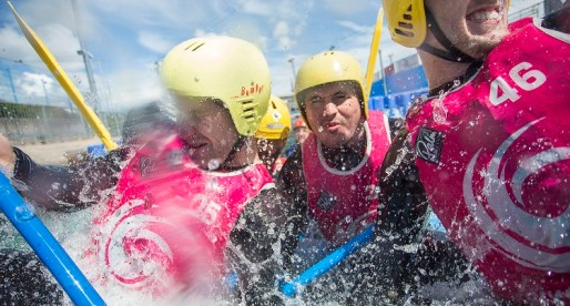 Cardiff International White Water Picks up Welsh Hospitality Award