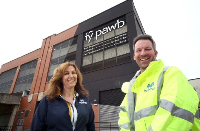 Welsh Construction Firm Confirms 77% Project Spend with Local Suppliers