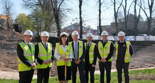 Work Begins on £20million Redevelopment of Coleg Cambria Yale